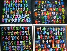 40 Gogos Crazy Bones Series 1, 2,3 & 4 - 10 from each series