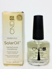 Solar Oil 0.25 oz/7.3ml- Nail & Cuticle Conditioner- cnd