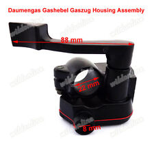 Daumengas Gashebel Gaszug Housing Assembly für 50cc 110cc 125cc ATV Quad