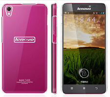 For Lenovo S850 Transparent  Mobile phone Case for PC Hard Cover S