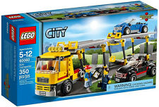 JANUARY 2014 LEGO CITY 60060 AUTO TRANSPORTER, NEW & SEALED, GREAT GIFT!