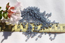 8/0 Toho Glass Seed Beads 126-Gold Lustered Pale Wisteria /14 grams/# 455