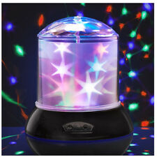 AMAZING STAR LIGHT PROJECTOR - LED MOOD | NIGHT LIGHT - SPINNING STARSCAPE