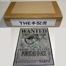 [USED] Ori Art The Wanted Poster 03 Ace One Piece Toy BANDAI Japan
