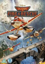 DISNEY   PLANES 2 FIRE AND RESCUE   BRAND NEW SEALED UK DVD