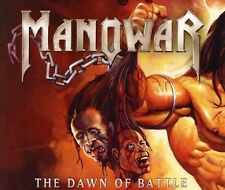 Dawn of Battle [Single] by Manowar (CD, Dec-2002, Nuclear Blast)