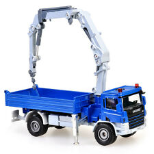 Atego with Crane Truck Vehicle Cars Model Toys 1:50 Scale Diecast