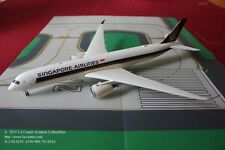JC Wing Singapore Airlines Airbus A350-900 in New Color Model 1:200