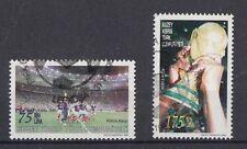 Cipro Turca 1998 Francia 98' coppa del mondo di calcio 470-71 usati