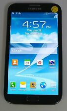 Samsung Galaxy Note 2 SPH-L900 Sprint Android Smart Cellphone 16GB GRAY *GOOD*