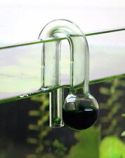 Hang on external CO2 PH indicator monitor glass drop checker planted aquarium