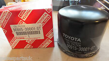 New Genuine Toyota Camry Carina Corolla Diesel Oil Filter 90915-30001-8T  A53