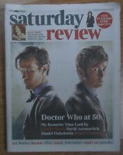 Doctor Who at 50 – Times Saturday Review – 16 November 2013