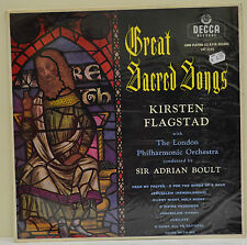 Kirsten Flagstad with The London Philharmonic Orchestra, Great Sacred Songs (L1)