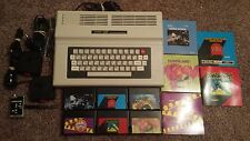 Tandy Color Computer 2 (TRS-80) 64K with all hookups, games and original manuals