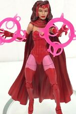 Marvel Legends SCARLET WITCH from Allfather Series~ Hasbro 2015~ Complete~