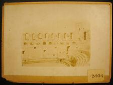 Photo c 1900 Arles les Arênes Photographie ancienne 18 cm