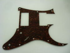 Front route guitar pickguard fits RG550 Jem RG  Pickguard HXH Tortise