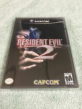 Resident Evil 2 (Nintendo GameCube, 2003) Complete Tested Collector Quality!!!