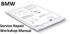 BMW 5 Series Service Repair Workshop Manual E34 E39 E60 E61 ALL MODELS 1982-2008