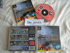 Destruction Derby PS1 (COMPLETE) racing Sony PlayStation black label