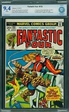 FANTASTIC FOUR #133 US MARVEL 1973  THING vs THUNDRA   NM+ CBCS 9.4