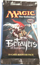 Magic the Gathering Betrayers of Kamigawa 15-Card Booster Pack
