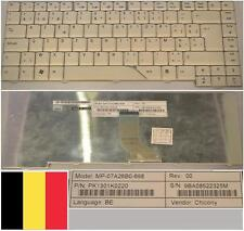 Clavier Azerty Belge ACER ASPIRE AS4710 4710 MP-07A26B0-698 KB.INT00.068 Gris