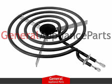"Whirlpool 8"" Surface Burner 86918 7650900 7406P040-60 7406P026-60 7406P014-60"