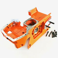 Crankcase Engine Housing Crank Case W/ Bolts To Fit HUSQVARNA 268 272 Chainsaw