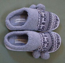 681166 Soft Furry Warm Winter Comfy Women Girl Lady Comfortable House Slippers
