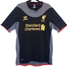 "Liverpool FC Black Warrior Away Shirt MEDIUM 38"" - 40"" 2012/2013"