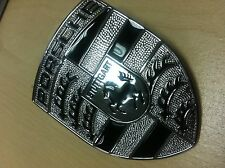 PORSCHE 911 964 993 996 GT3 GT2 997 S CARRERA CAYENNE CAYMAN TURBO BONNET BADGE