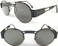 RARE GANGSTER STYLE - NEOSTYLE SUNGLASSES,METAL/BLACK BRAUN  - DESIGNERS CHOICE