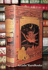 Andersen, Hans Christian STORIES FOR THE HOUSEHOLD/FAIRY TALES Antique Victorian