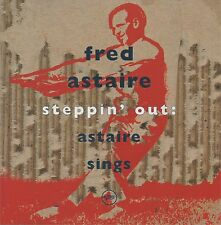 FRED ASTAIRE - Steppin' out: Astaire sings - CD album