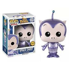 Funko POP Animation Duck Dodgers SPACE CADET Metallic CHASE Figure Looney Tunes