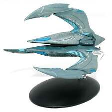 Eaglemoss Diecast Star Trek Xindi Insectoid Ship ST0024 & MAGAZINE #24