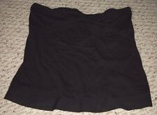 Wet Seal tube top black juniors women's, size M