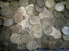 50 shillings bulk lot good coins i have many lots for sale