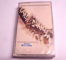 Earthquake Original Picture Movie Soundtrack OST John Williams Cassette NEW