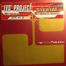 LVS PROJECT • Situation  • Vinile 12 Mix • MOR 0416