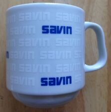 SAVIN COPIERS PHOTOCOPIER COFFEE MUG, VINTAGE