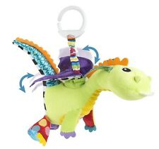 Lamaze Flip Flap Dragon Soft Baby Toy, 0+