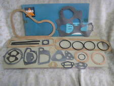 NOS PERKINS DIESEL 4.99 1621cc 4.107 1760cc BEDFORD CF 1958on BOTTOM GASKET SET