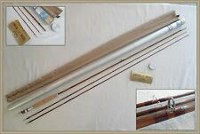 Vintage Orvis Bamboo Fly Rod Impregnated Battenkill 8ft 6in.. Exceptional