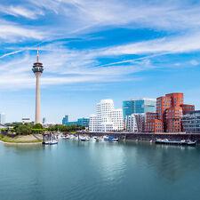 Wochenende in Düsseldorf Top ★★★★ Mercure Hotel Gutschein Städtereise Kurzurlaub