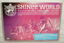 SHINee THE FIRST JAPAN ARENA TOUR WORLD 2012 Taiwan 2-DVD Normal Edition