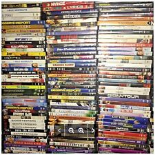 Lot of 200 New Sealed DVD's