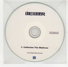 (GI29) Teitur, Catherine The Waitress - 2009 DJ CD